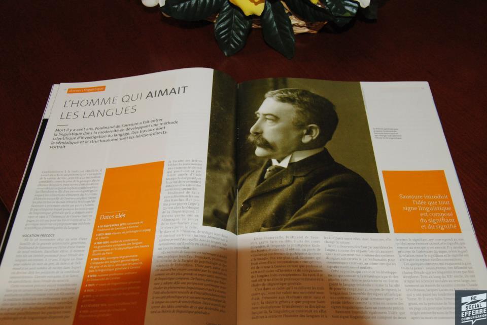 """Foto 13-14/03/2013 - """"Insegnare Saussure, studiare Saussure"""" - Cosenza"""
